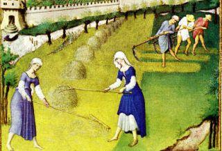 Faste i middelalderen