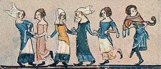hvad lavede man i middelalderen